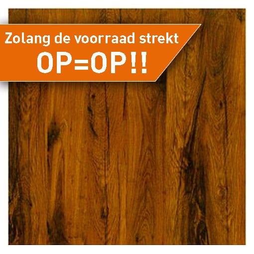 Terrastafelblad Werzalit 316 Eiken Antiek