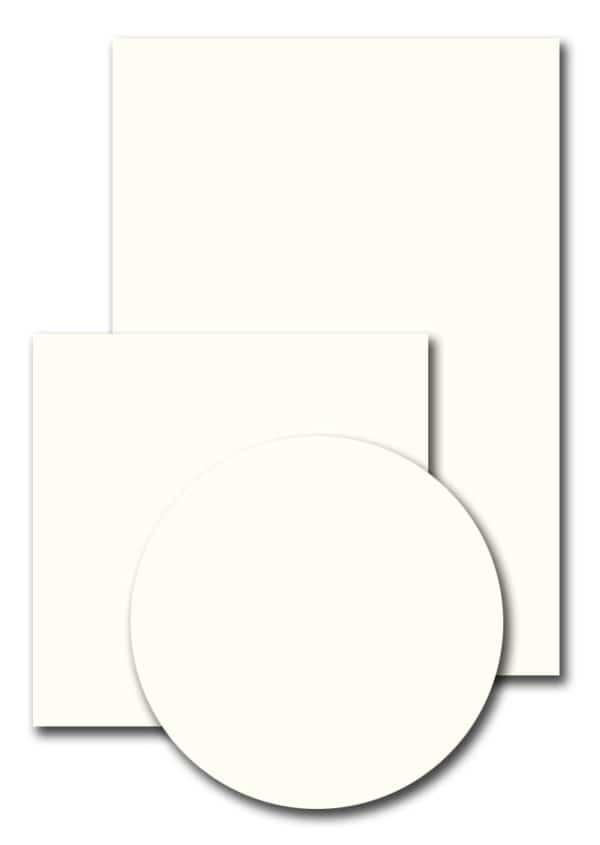 Melamineblad T014 wit