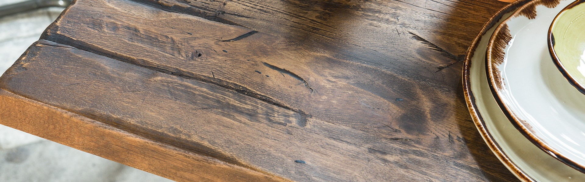 Ongebruikt Melamine tafelbladen voor horecatafels - Okido B.V. CM-46