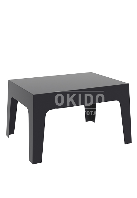 box sidetable black 1 - Box Sidetable
