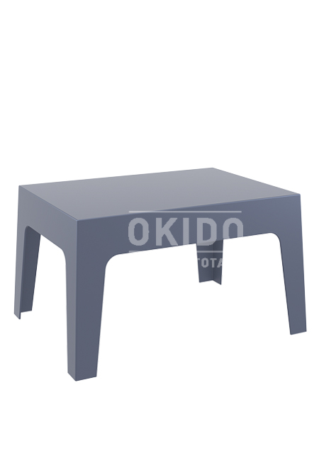box sidetable dark grey - Box Sidetable