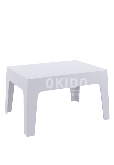 box sidetable silver grey - Box Sidetable