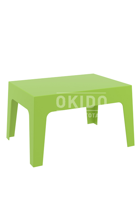 sidetable tropical green