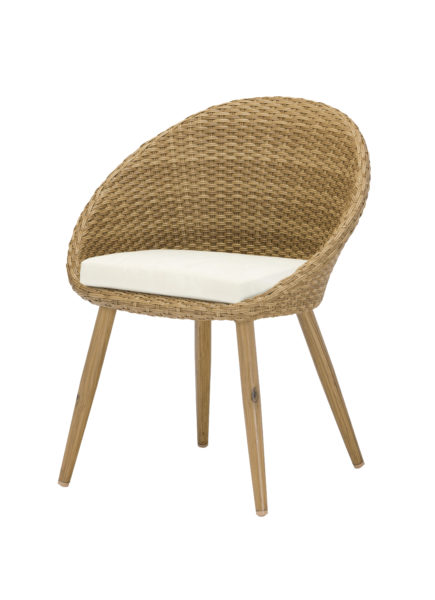 Terrasstoel Egg Chair Honey