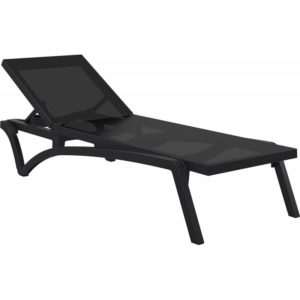 sunlounger pacific black 300x300 - Sunlounger Pacific Black