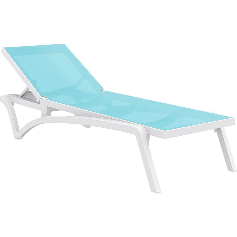 Sunlounger Pacific Turquoise