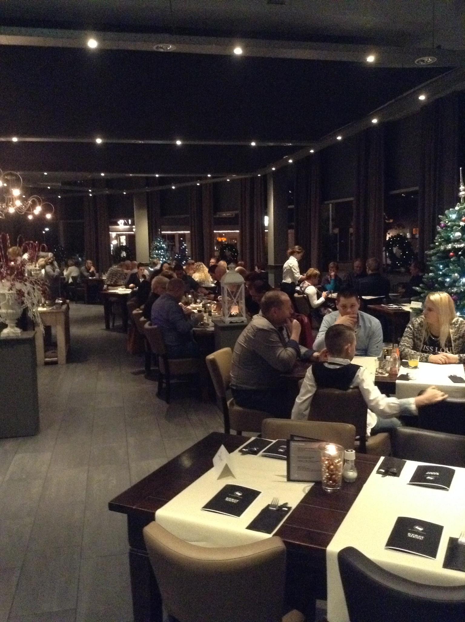 Dinercafé De Witte Olifant