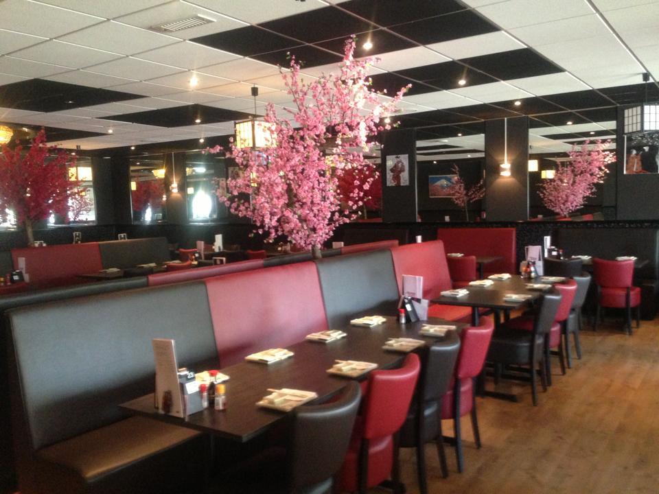 Chinees Japans Restaurant Tomoyoshi