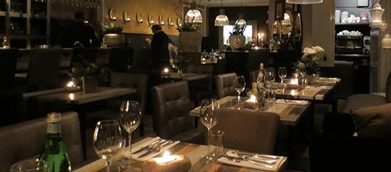 Restaurant De Vagebond