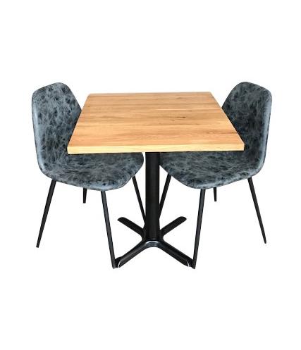 Julius set met tafel en 2 stoelen charlie
