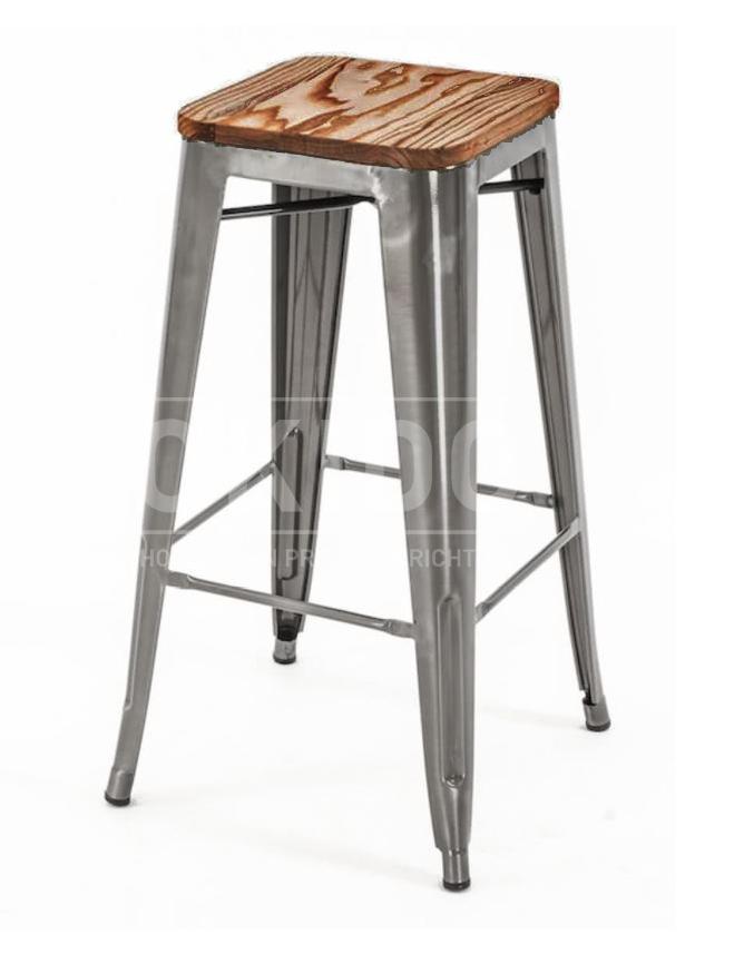 dex kruk hout 1 - Barkruk Dex Wood