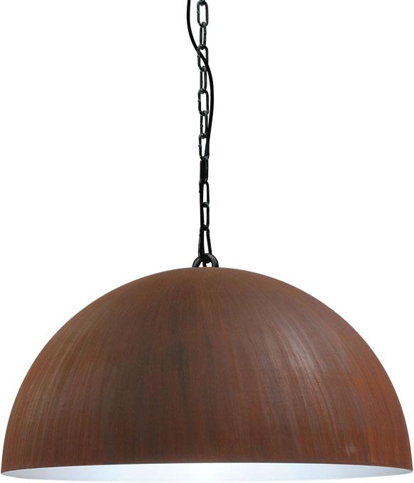 larino 2197 25 06 K - Lamp Larino Roest Wit