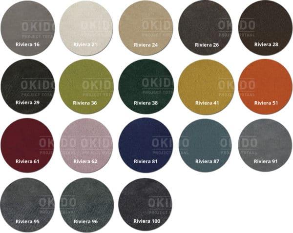 Riviera kleurrondjes met logo 600x478 - Stoel Floris
