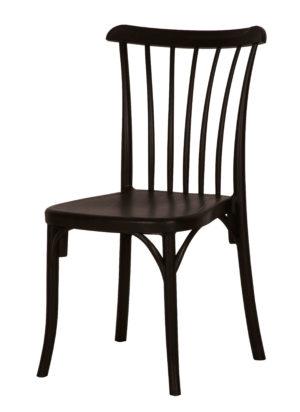 De stoel Gozo is een kunststof stoel voor indoor en outdoor.