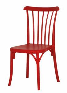 stoel gozo rood