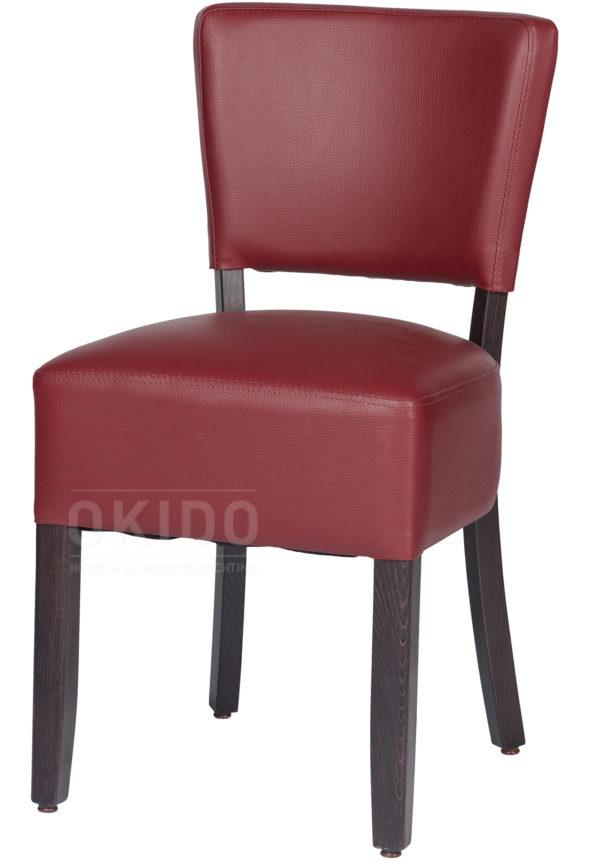 stoel lisa bronco rood