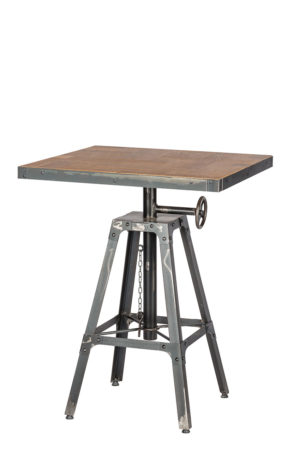 tafel rock metalen