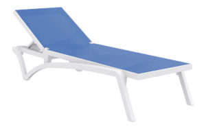 Sunlounger Pacific Blue