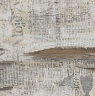 0151 Newspaper - Terrastafelblad Topalit 0151 Newspaper