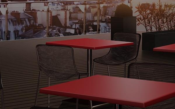 Fonkelnieuw Scherpe Prijzen | Horeca meubilair en Horeca Projectinrichting AS-73