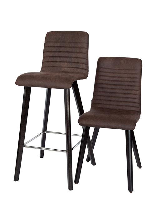 Lara preston 29 kruk en stoel - Barkruk Lara Preston 29
