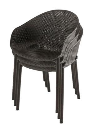 Sky stapelstoel nieuw 300x430 - Stapelbare Terrasstoel Sky