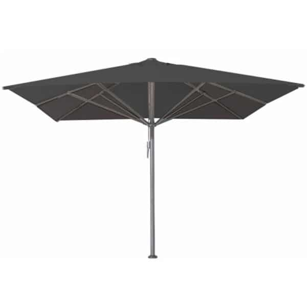 Parasol Bella 400×400 zwart