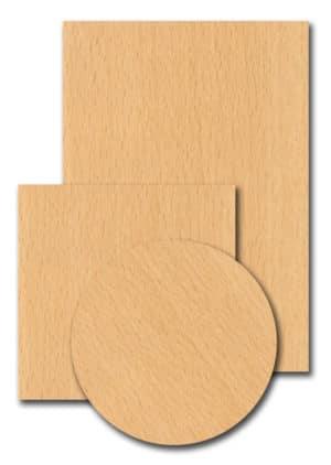 Melamineblad T313 Blank beuken