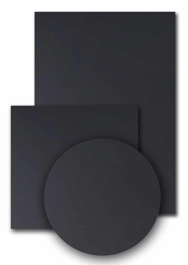 Sareco D40 mat zwart