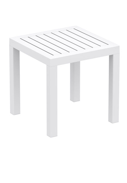 Pacific sidetabel white - Pacific Sidetable