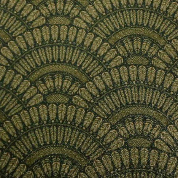 18097 Feather fan dark green 600x600 - Stoel Richmond legergroen Pintail
