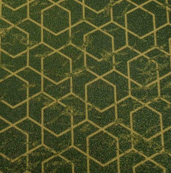 18098 Kubic vintage dark green 600x607 - Stoel Richmond legergroen Pintail