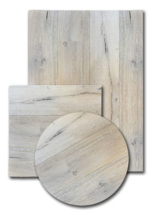 Tafelblad Old Oak whitewash
