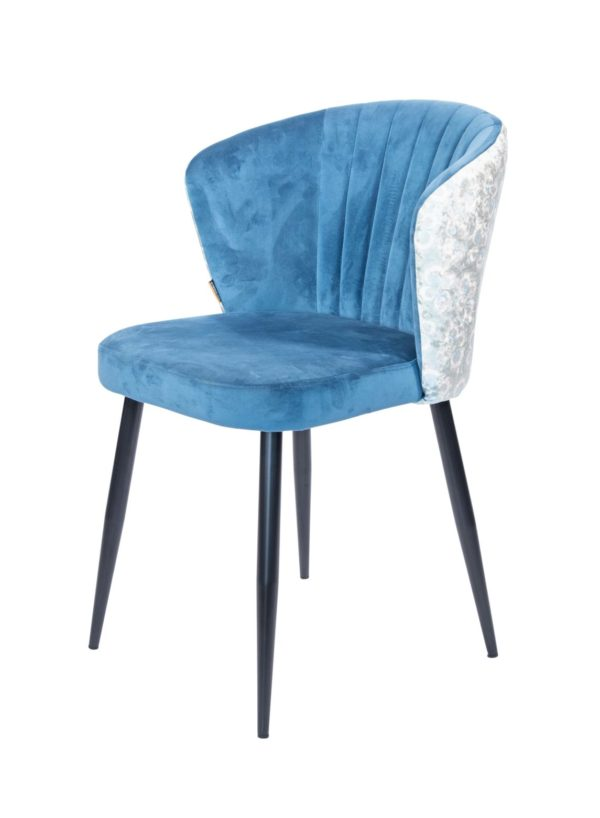 Stoel Richmond blauw Pintail