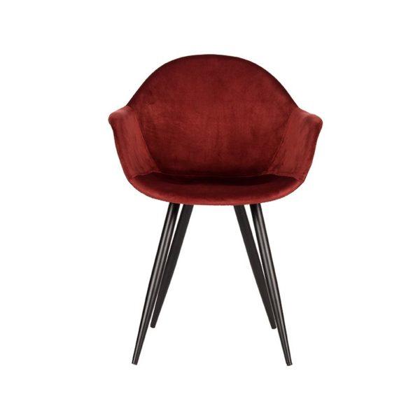 Floris-velvet-rood