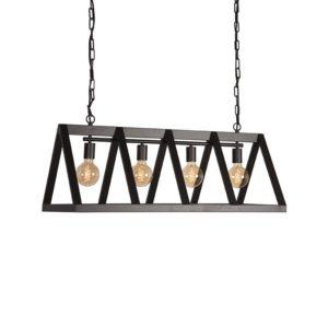 Hanglamp_Roof_Zwart_staal