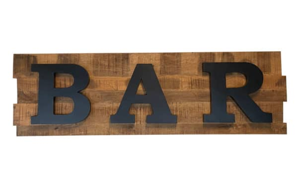 Wandbord Bar Sepp