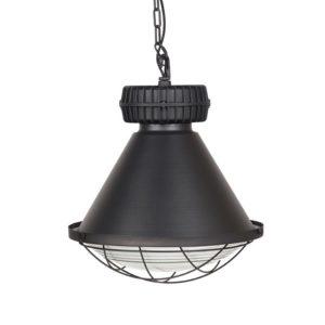 Hanglamp Duisburg zwart