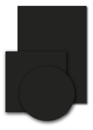Terrastafelblad Topalit 0407 Black