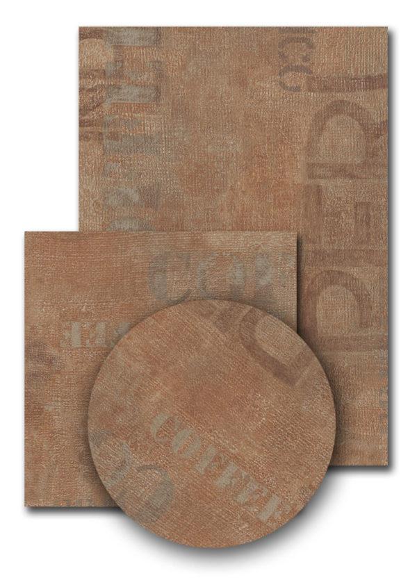 Terrastafelblad Topalit 0233 Coffee Sack