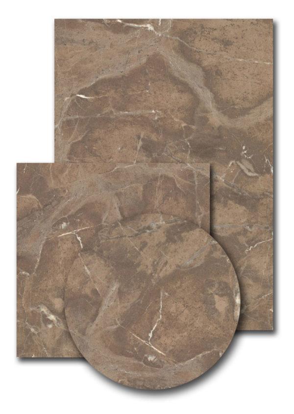 Terrastafelblad Topalit 0223 Utah Brown
