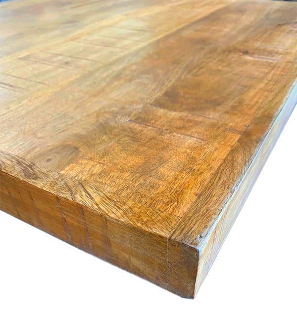 Tafel mangohout 240×100